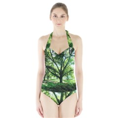 Highland Park 14 Halter Swimsuit