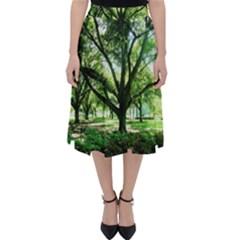 Highland Park 14 Folding Skater Skirt