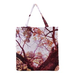 Highland Park 12 Grocery Tote Bag by bestdesignintheworld