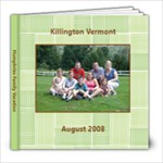 Vermont 2008 - 8x8 Photo Book (20 pages)
