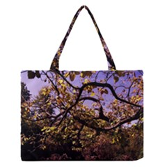 Highland Park 9 Zipper Medium Tote Bag