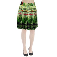 Continental Breakfast 6 Pleated Skirt