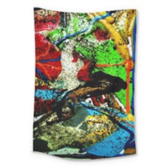 Coffee Land 5 Large Tapestry by bestdesignintheworld