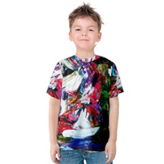 Way In A Tiland Kids  Cotton Tee