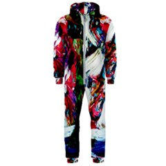 Way In A Tiland Hooded Jumpsuit (men)