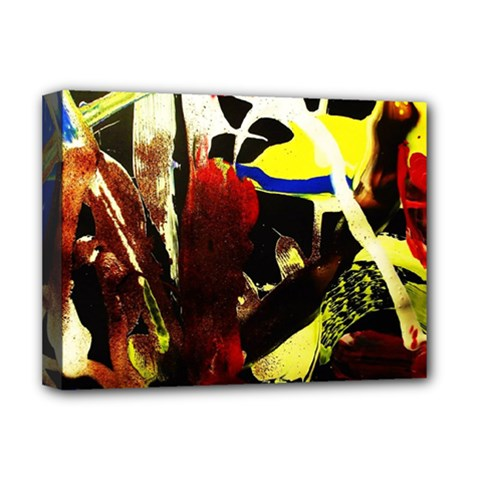 Drama 5 Deluxe Canvas 16  X 12   by bestdesignintheworld