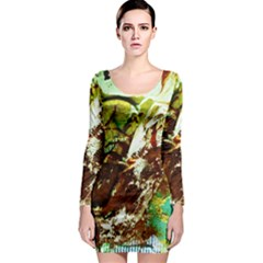 Doves Matchmaking 8 Long Sleeve Bodycon Dress