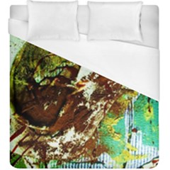 Doves Matchmaking 8 Duvet Cover (king Size)