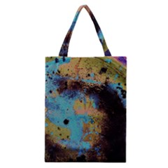 Blue Options 5 Classic Tote Bag
