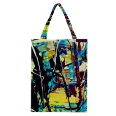 Dance Of Oil Towers 3 Classic Tote Bag