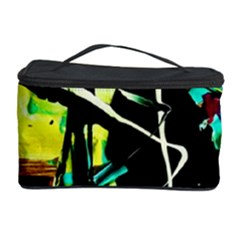 Dance Of Oil Towers 5 Cosmetic Storage Case