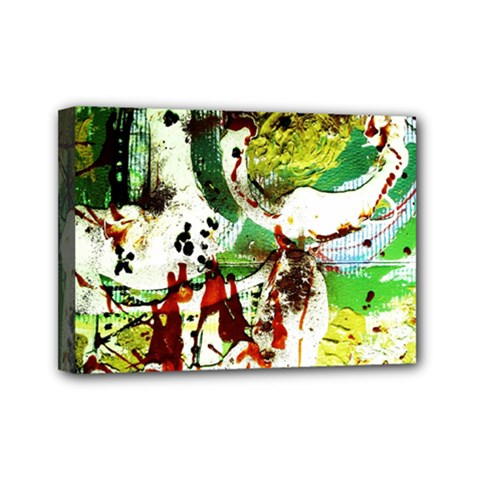 Doves Matchmaking 12 Mini Canvas 7  X 5
