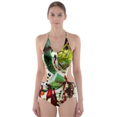Doves Matchmaking 12 Cut Out One Piece Swimsuit