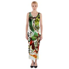 Doves Matchmaking 12 Fitted Maxi Dress