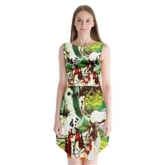 Doves Matchmaking 12 Sleeveless Chiffon Dress