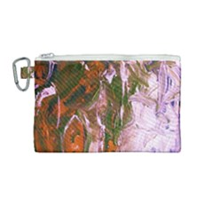 Close To Pinky,s House 12 Canvas Cosmetic Bag (medium)