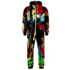 Catalina Island Not So Far 7 Hooded Jumpsuit (men)