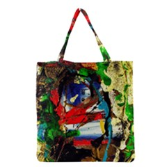 Catalina Island Not So Far 5 Grocery Tote Bag