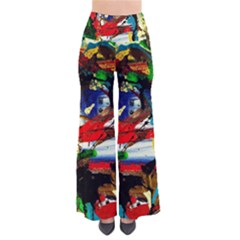Catalina Island Not So Far 5 So Vintage Palazzo Pants