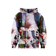 Doves Match 1 Kids  Pullover Hoodie