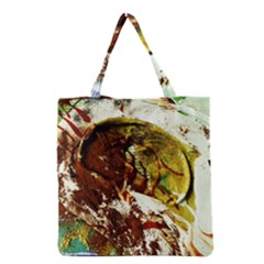 Doves Matchmaking 3 Grocery Tote Bag by bestdesignintheworld