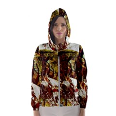 Doves Matchmaking 3 Hooded Wind Breaker (women)