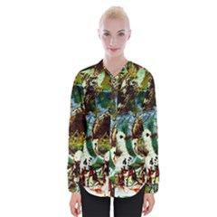 Doves Matchmaking 1 Womens Long Sleeve Shirt