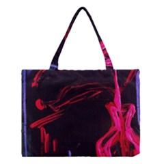 Calligraphy 4 Medium Tote Bag