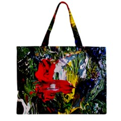 Bow Of Scorpio Before A Butterfly 2 Zipper Mini Tote Bag