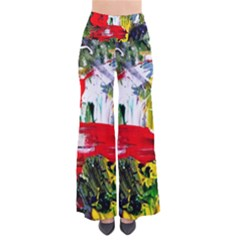 Bow Of Scorpio Before A Butterfly 2 So Vintage Palazzo Pants