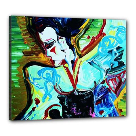Woman Spirit Canvas 24  X 20