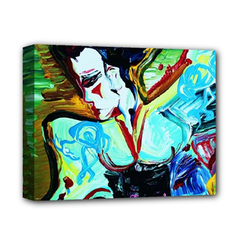 Woman Spirit Deluxe Canvas 14  X 11