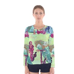 Trail 1 Women s Long Sleeve Tee