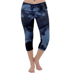 §¯§? §3§ü§?§t§?§?§ü§?   On A Bench Capri Yoga Leggings