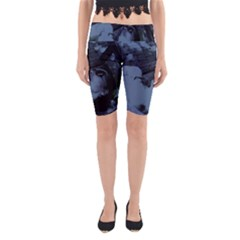 §¯§? §3§ü§?§t§?§?§ü§?   On A Bench Yoga Cropped Leggings