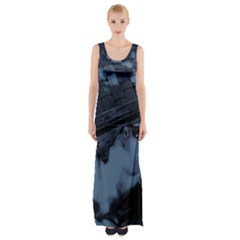 §¯§? §3§ü§?§t§?§?§ü§?   On A Bench Maxi Thigh Split Dress