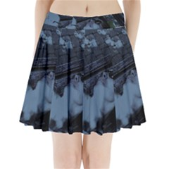 §¯§? §3§ü§?§t§?§?§ü§?   On A Bench Pleated Mini Skirt