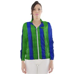 Stripes Wind Breaker (women)