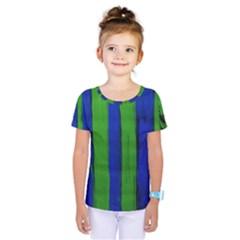 Stripes Kids  One Piece Tee