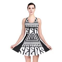 Psychedelic Seeds Logo Reversible Skater Dress