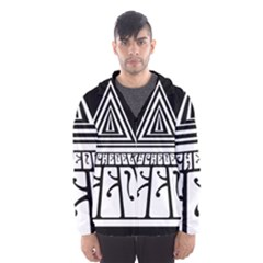 Psychedelic Seeds Logo Hooded Wind Breaker (men)