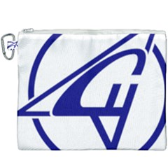 Sukhoi Aircraft Logo Canvas Cosmetic Bag (xxxl)