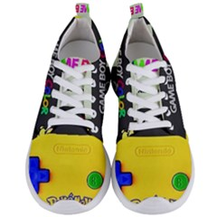 Game Boy Yellow Men s Lightweight Sports Shoes