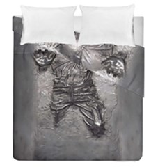 Han Solo Duvet Cover Double Side (queen Size) by Samandel