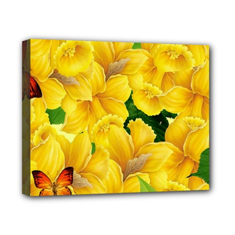 Springs First Arrivals Canvas 10  X 8  by Sapixe