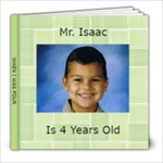 isaac - 8x8 Photo Book (20 pages)