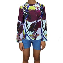 Immediate Attraction 9 Kids  Long Sleeve Swimwear