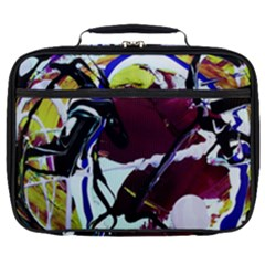 Immediate Attraction 9 Full Print Lunch Bag