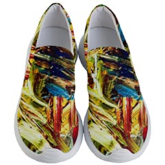 In A Mountains   State Washingtone Women s Lightweight Slip Ons