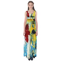 Dscf2250   Point Of View Part2 Empire Waist Maxi Dress